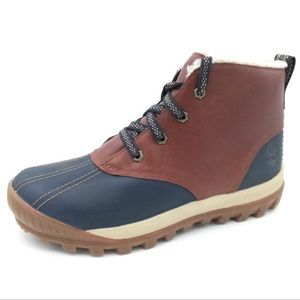Timberland Women MT Hayes Chukka Boots Brown 8.5